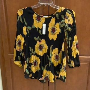 Spence Floral Blouse